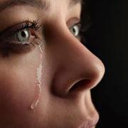 La composition chimique des larmes